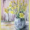 Mum's Easter Daffodils