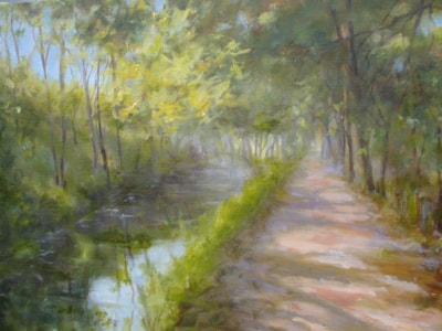Shady Canal