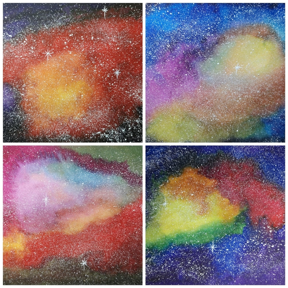Mysterious Galaxies