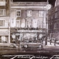 207 Brompton Road, The Bunch of grapes, London