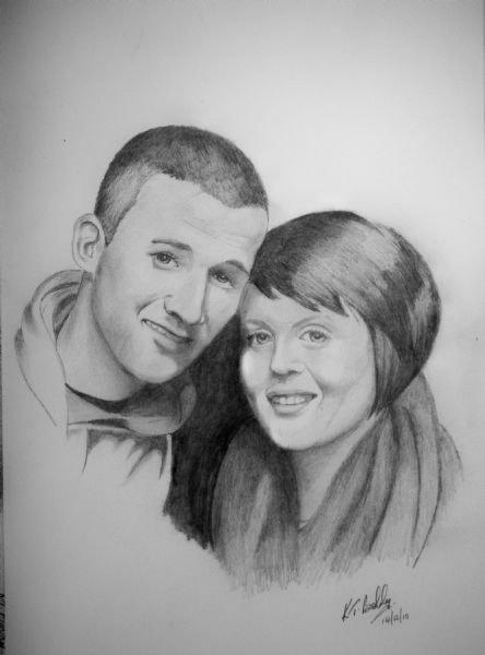 Kieran and Amy