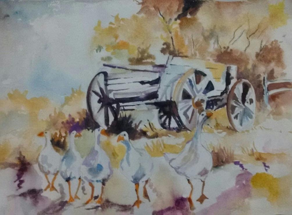 True Geese