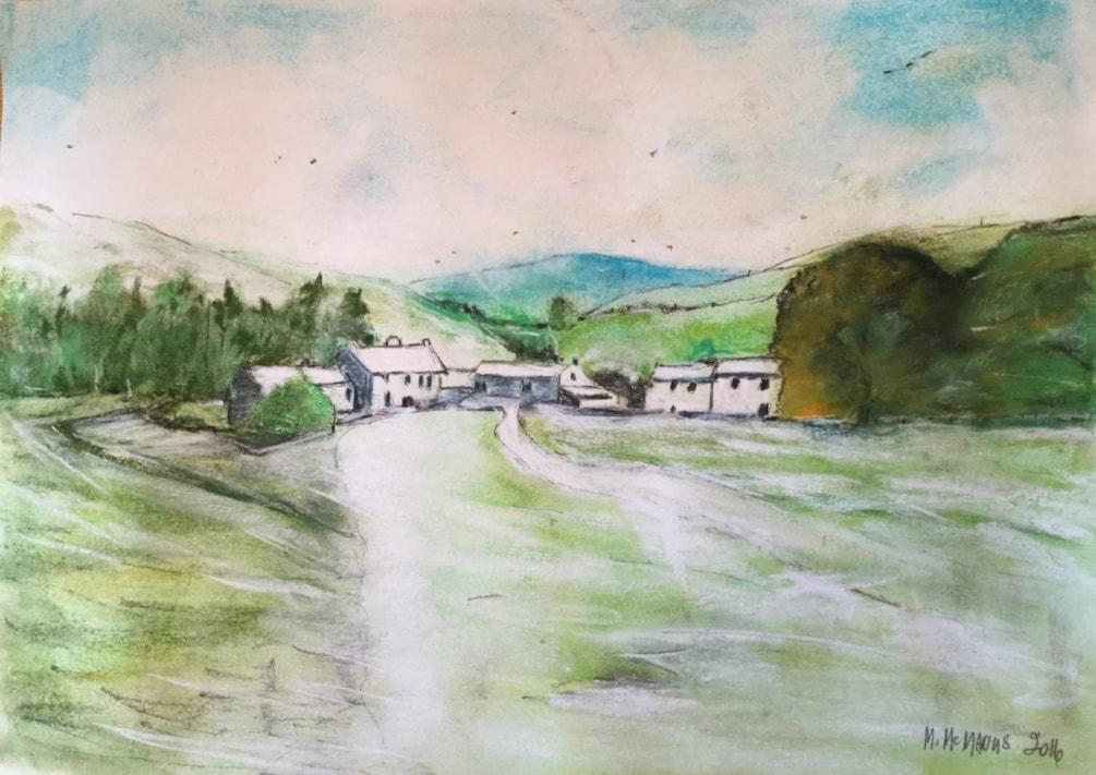 Crosshill and Kilronan Mountain, County Roscommon, Ireland