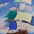 Galleon in full sail!