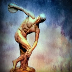 A Study of The Discus Thrower