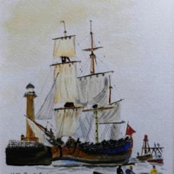HM Bark Endeavour