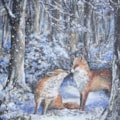 Winter Fox-love