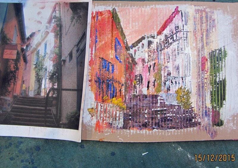 Collioure side street 2