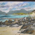Dark Rocks, Bagh Steinigidh