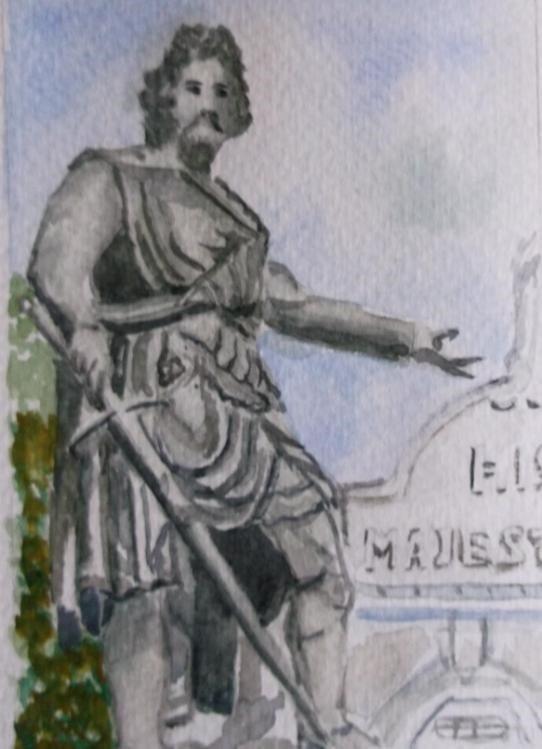 William Wallace Statue Aberdeen