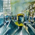 Tram sketch.