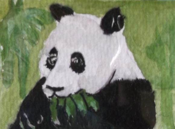 Panda 2 Miniature