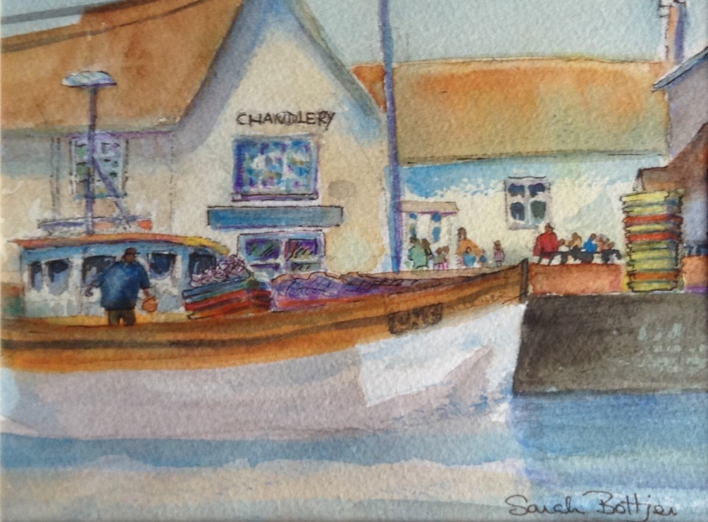 The Chandlery,  Wells