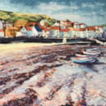 Afternoon Glow, Staithes