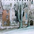 Durham sketches -2