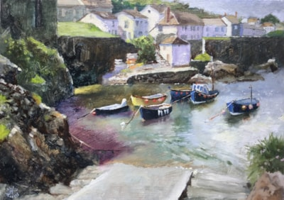 Early Summer - Coverack