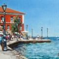 Chania, Crete (oil, 8 x 10 inches)