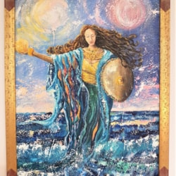 Boudica - Boudicca - Boudica in Brightlingsea Queen of the Celts