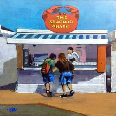 The Seafood Shack
