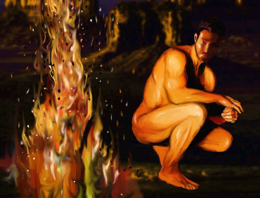 Dante (Devine Comedy) First ring - Inferno