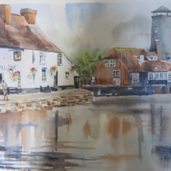 Royal Oak and Langstone Harbour