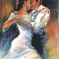 Tango - after Castagnet