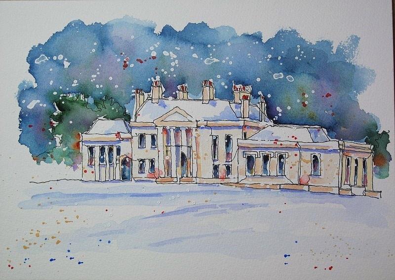 Hyland House, Essex - LP Project