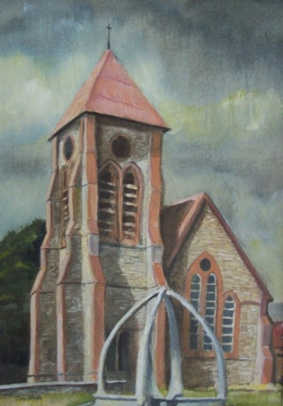 Christchurch Cathedral, Port Stanley.