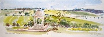The Chattri Memorial