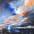 Leaving Bembridge Harbour