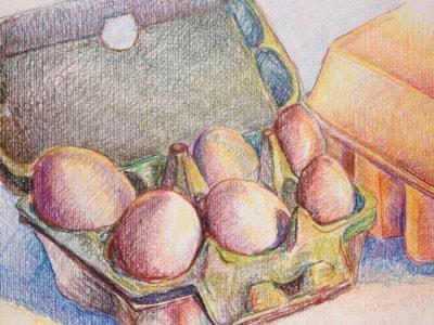 Funky Eggs