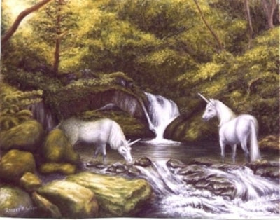 The Unicorn pool