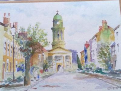 St. Mary's Church, East Castle Street, Bridgnorth