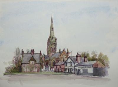 Warrington Church of Saint Elphin