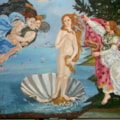 After Botticelli THE BIRTH OF VENUS