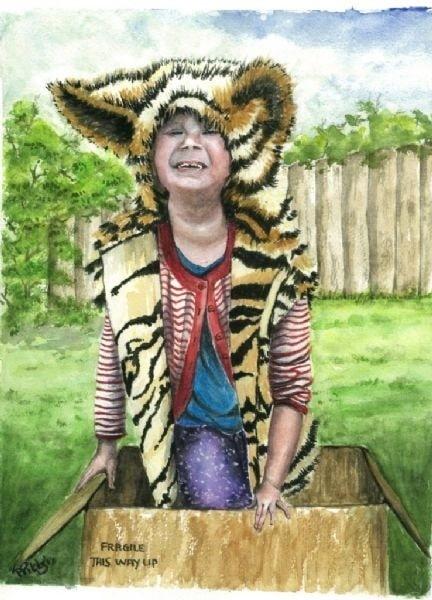 Frances Tiger!!