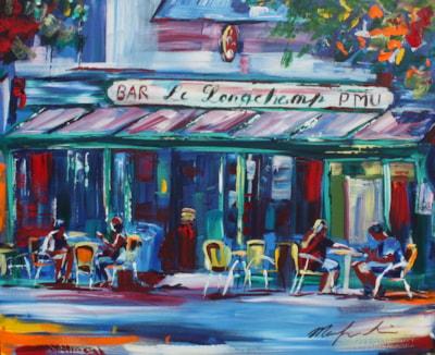 The little bar in France, Longchamp