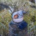 Metal Bird,Torlundy.
