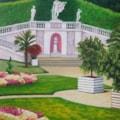 Italian Garden at Mount Edgecumbe ( Nr Plymouth) Sold