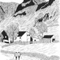 Stonethwaite, Borrowdale (Revisited)