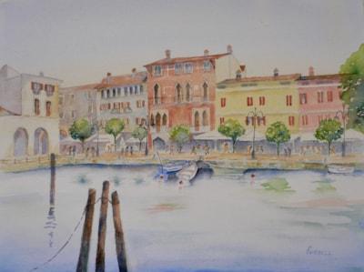 Lazise, Lake Garda