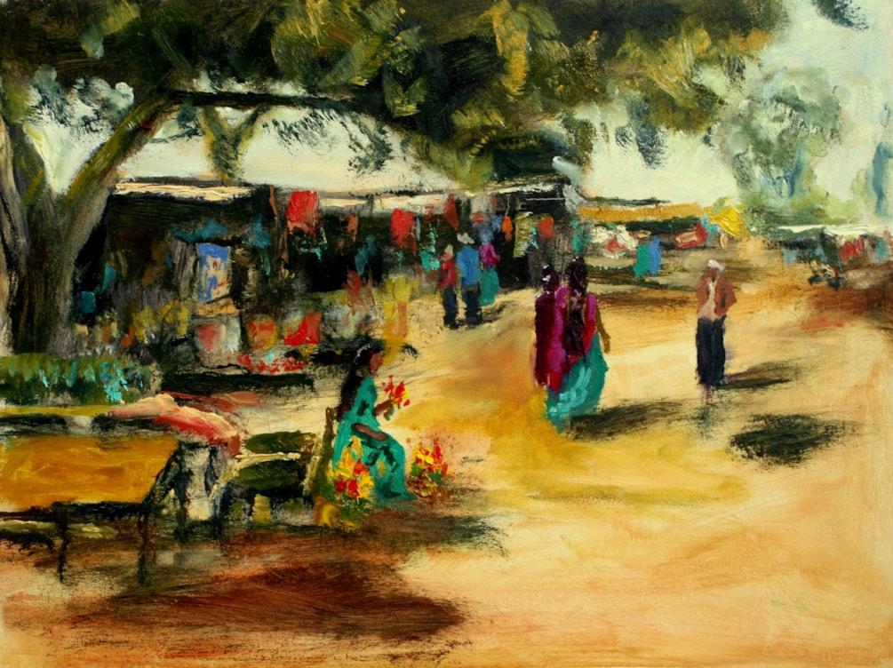 Indian Market Workshop