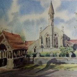 St Mary's Church, Church Road, Warsash