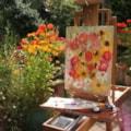 Jeannette's Garden Plein Air