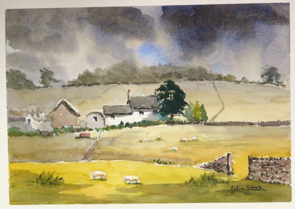 Bridge Farm, Silsden, The Dales