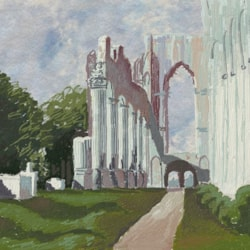 Crowland Abbey Nave