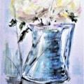 Peonies in a jug...