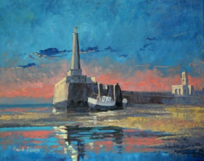 Margate Harbour and Lighthouse