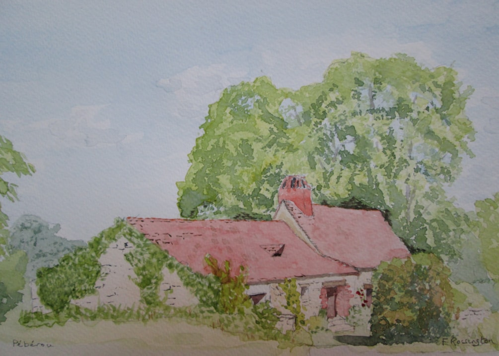 Farmhouse in the Dordogne