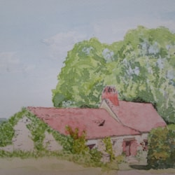 Farmhouse in the Dordogne